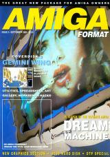 Amiga Format magazine Issue 002