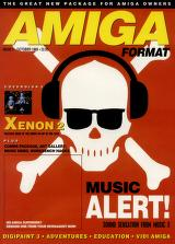 Amiga Format magazine Issue 003