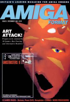 Amiga Format magazine Issue 005