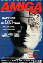 Front cover of Amiga Format issue 009