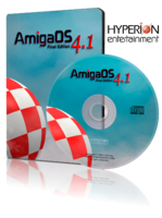 Amiga OS 4.1 download