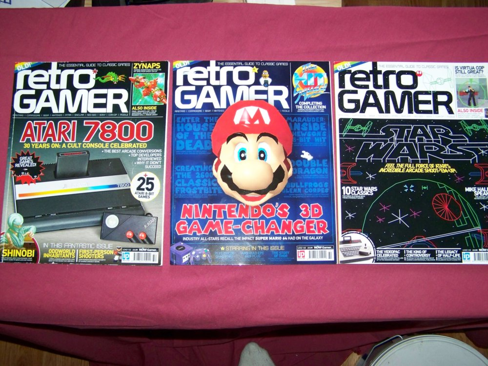Retro gamer back issue for sale